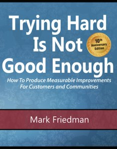 """MACoCon Book Club: Get Your FREE Copy of """"Trying Hard is Not Good Enough"""""""