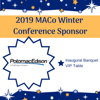 2019 MACo Winter Conference Sponsor (9)
