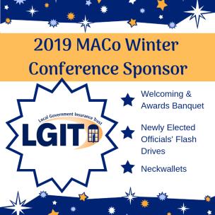 2019 MACo Winter Conference Sponsor