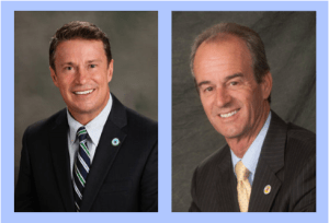 "Glassman, Culver Bypass ""Hot"" Exec Races, Win Comfortably"