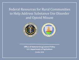Federal Agencies Unveil Resource Guide for Rural Opioid Crisis