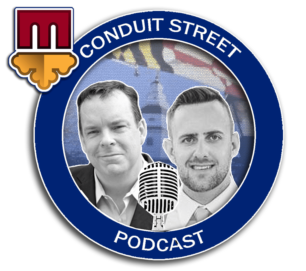 Conduit Street Podcast Live at #MACoCon with MDP & the US Census