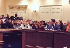 Advocate in Annapolis with MACo's Tips for Testifying