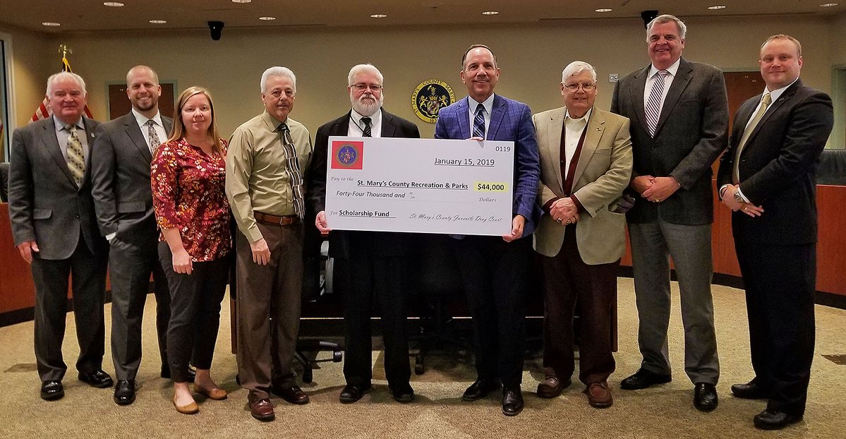 From Rehabilitation to Recreation – St. Mary's Increases Scholarship Funds