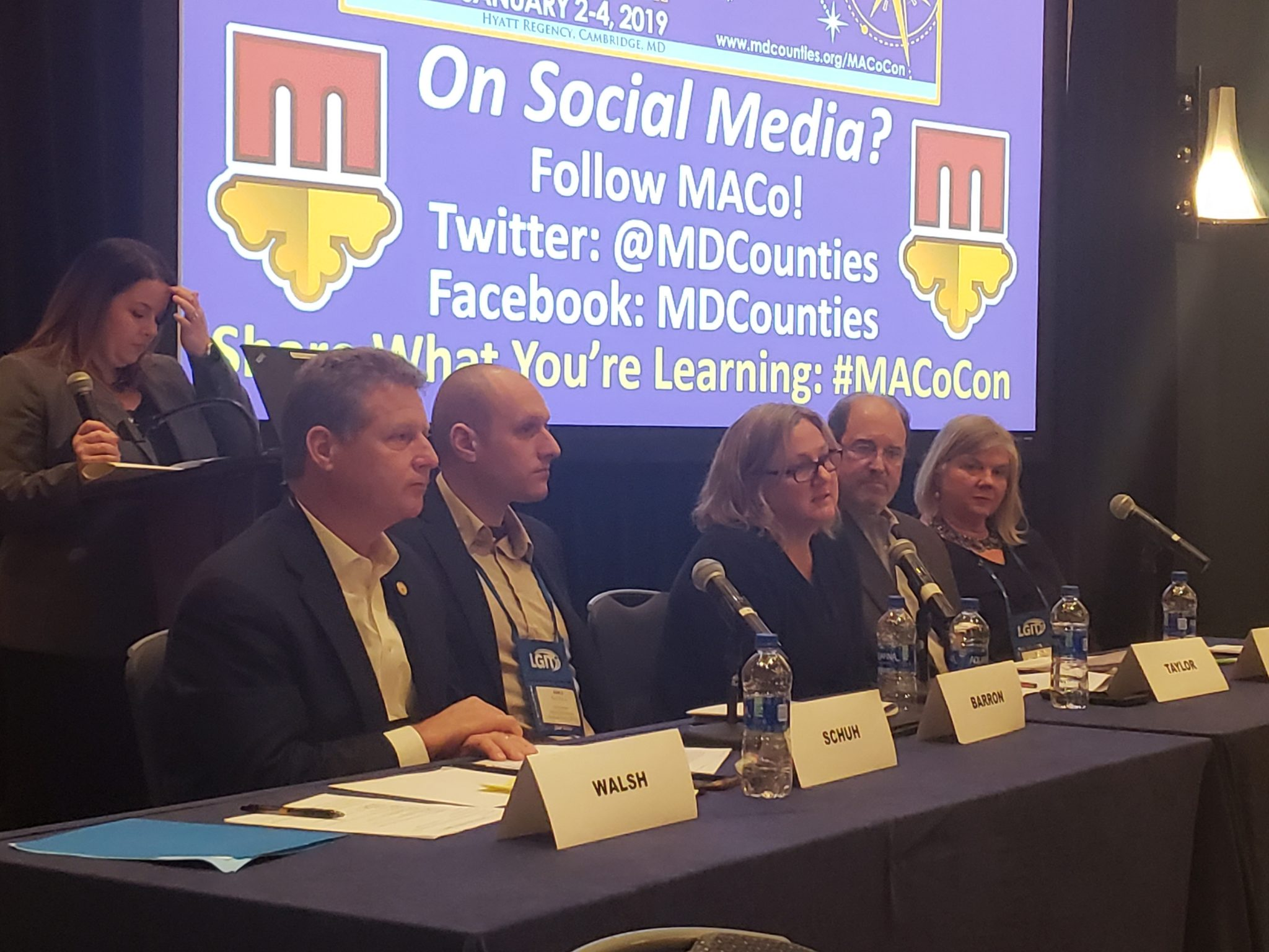 Opioid Questions Asked and Answered at #MACoCon Round Table