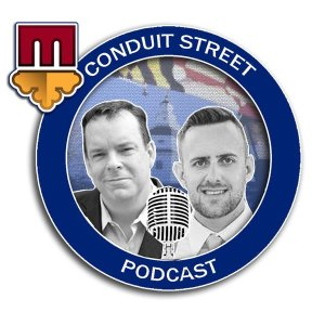 Conduit Street Podcast: Signing off, Cleaning up, and Checking on Tech