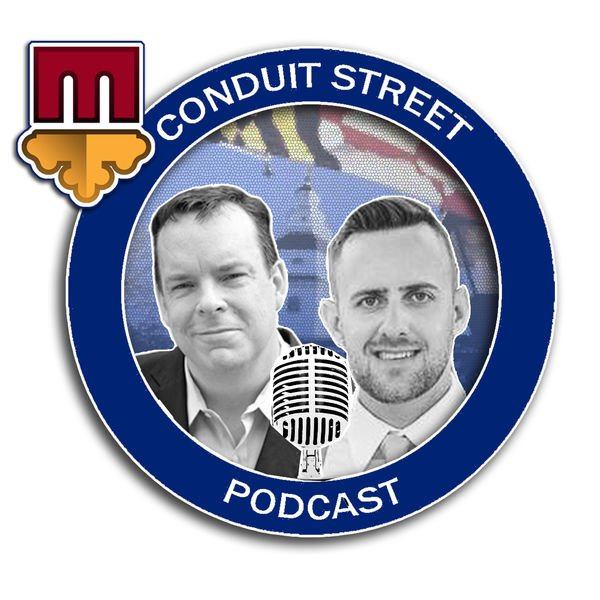 Conduit Street Podcast: Complete Count Conversation