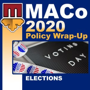 2020 End of Session Wrap-Up: Elections