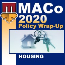 2020 Wrap Up Icon - Housing