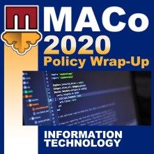 2020 Wrap Up Icon - IT