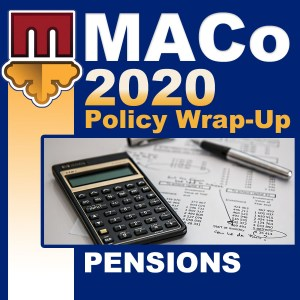 2020 End of Session Wrap-Up: Pensions