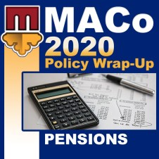 2020 Wrap Up Icon - Pensions