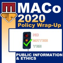 2020 Wrap Up Icon - Pub Info and Ethics