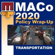 2020 Wrap Up Icon - Transportation