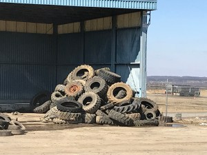 Ag Tire Event Collects More Than 379 Tons of Scrap Tires
