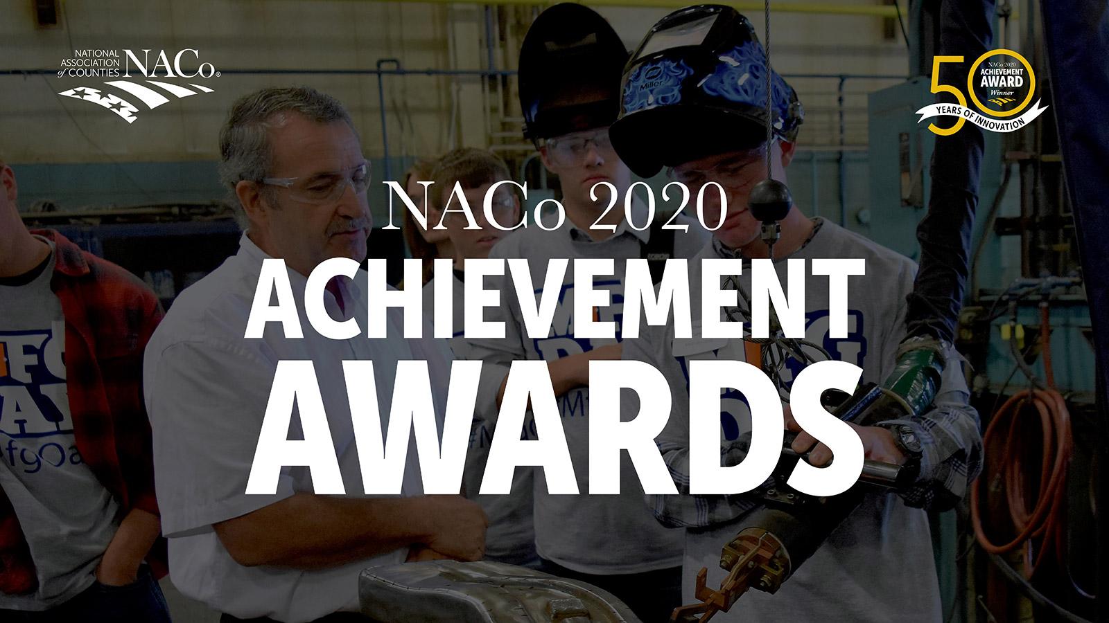 Baltimore County Wins Seven NACo Achievement Awards