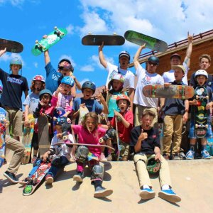 Connection Between Skateboarding and Academic Success?