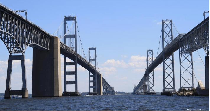 "Maryland Issued ""Mediocre"" Rating for Infrastructure"