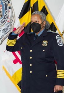 Anne Arundel Swears In New Chief of Police