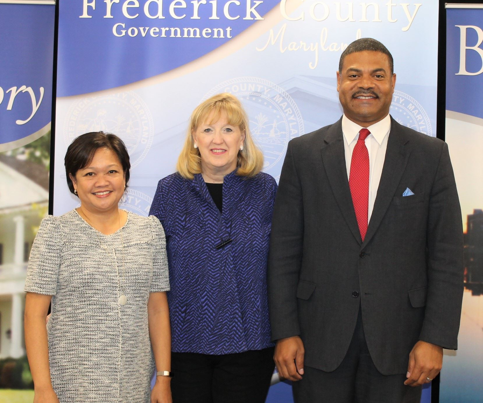 Frederick Announces New Director of Governmental Affairs