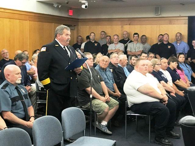 Queen Anne's Passes Volunteer Firefighter Tax Credit