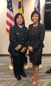 Tiffany Green Will Become First Woman to Lead Prince George's County Fire/EMS