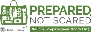 MD Counties Share Tips for 2019 #NationalPreparednessMonth