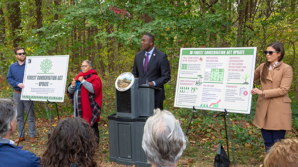 Howard County Announces Major Forest Conservation Act Update