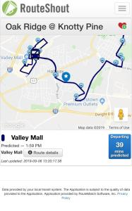 Washington County Launches Bus Tracking App