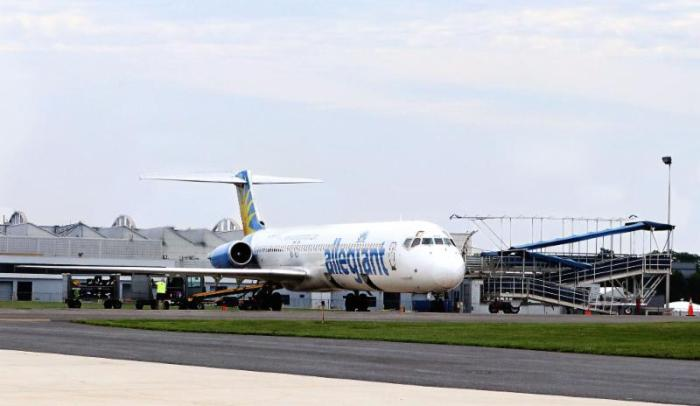 Feds Issue Termination Notice to Hagerstown Regional Airport