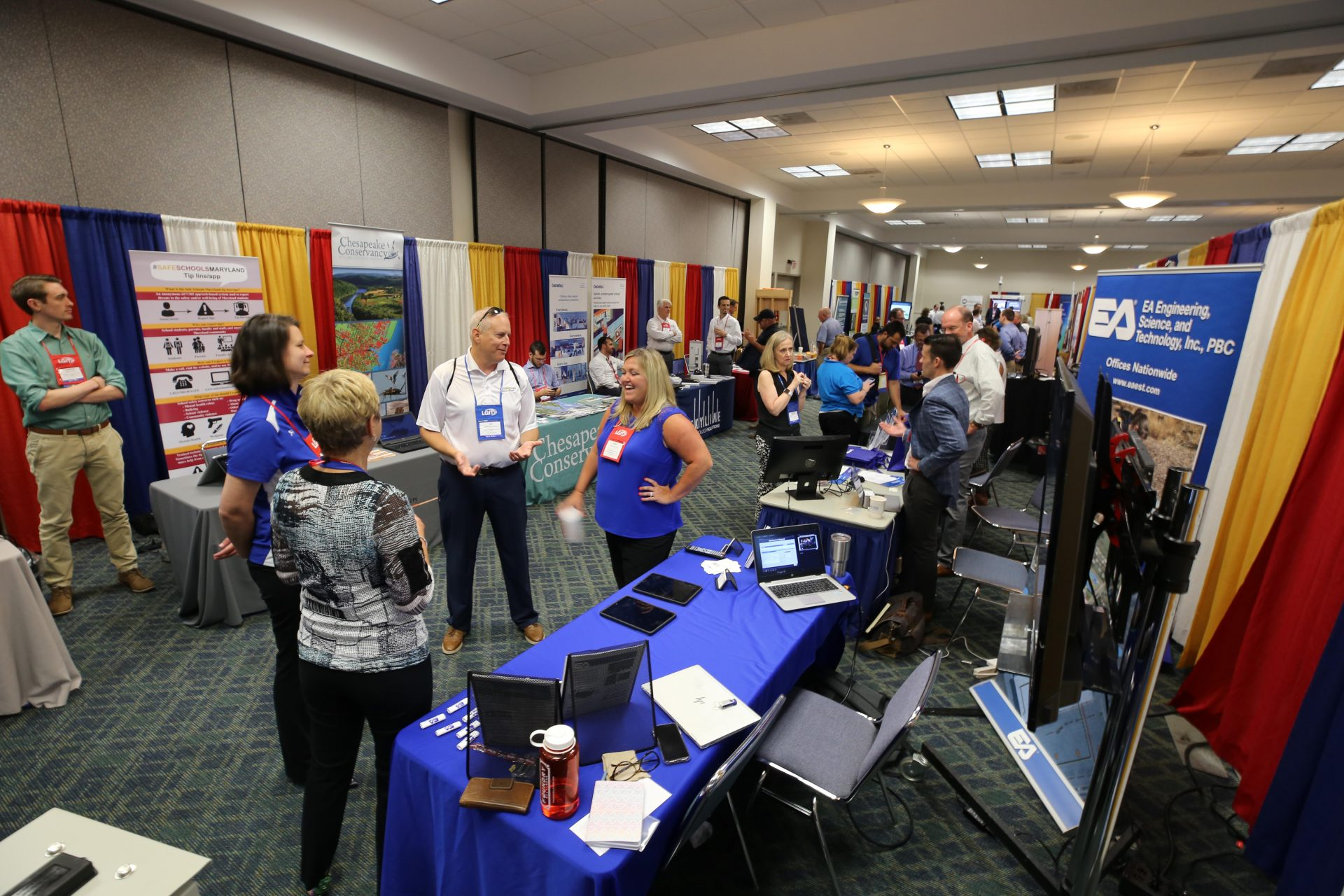 Back and Better Than Ever – You Don't Want to Miss the #MACoCon Tech Expo