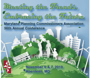 Embrace the Future with MD Planning Commissioners 36th Annual Conference