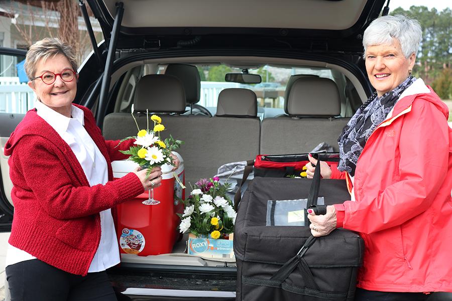 "Shore Seniors Brace for ""Meals on Wheels"" Cutbacks"