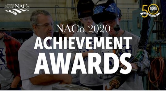 NACo Accepting Submissions for 2020 Achievement Awards