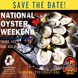 Governor Hogan Proclaims August 5-8 Maryland Oyster Weekend