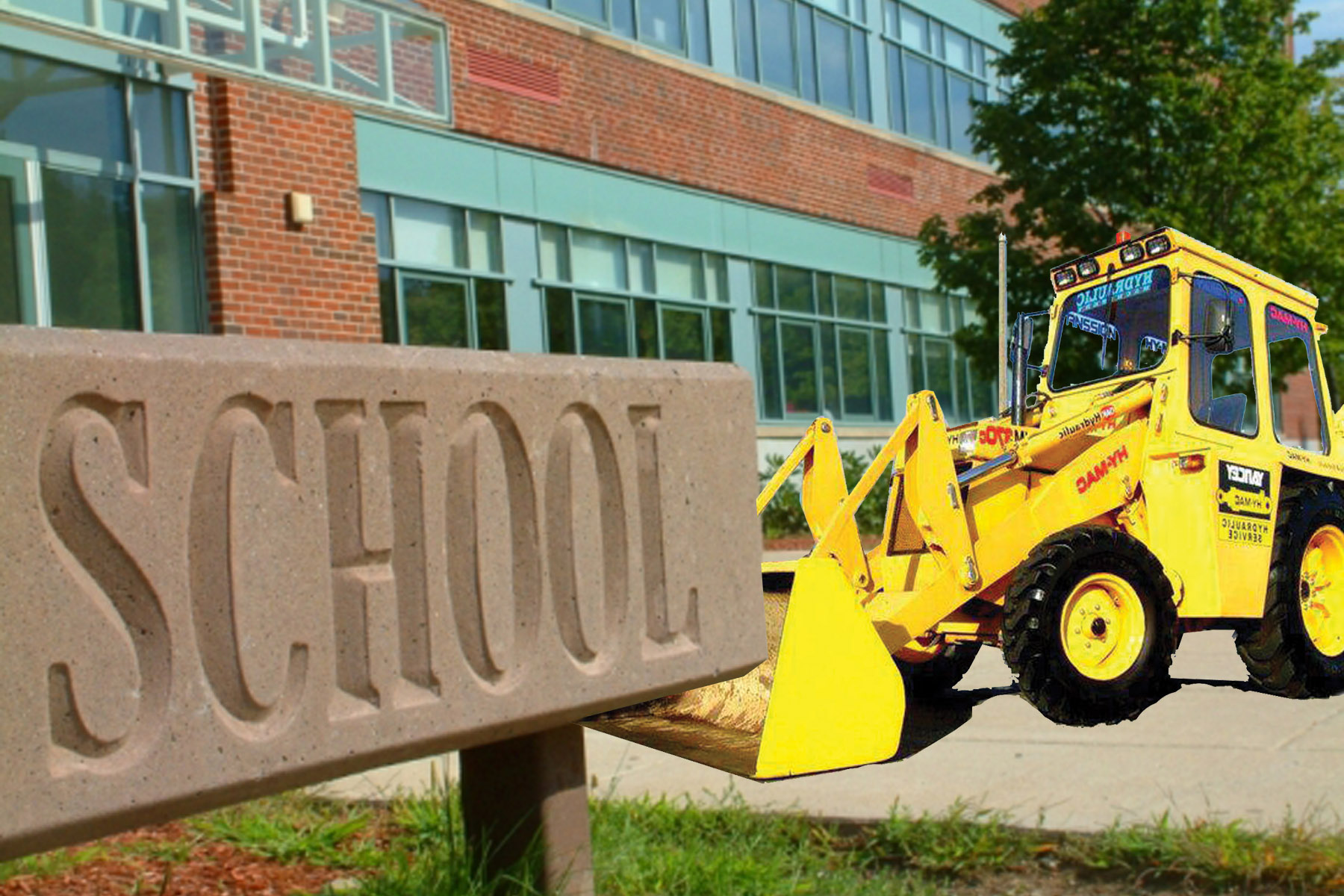 "Institute Warns of Debt From School Construction ""Supercharging"""