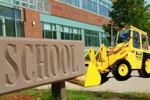 "Institute Warns of Debt From School Construction ""Supercharging"""