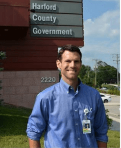 Harford Names New EMS Medical Director