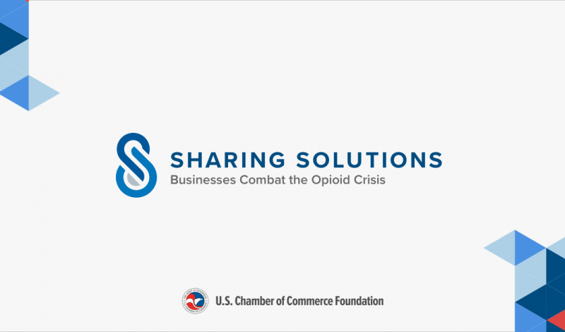 Learn How Businesses Can Help Combat the Opioid Epidemic at Sharing Solutions Event
