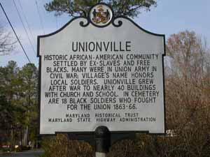 Fun Fact: Which County is Home to a Community Built by Former Slaves Who Fought in the Civil War?