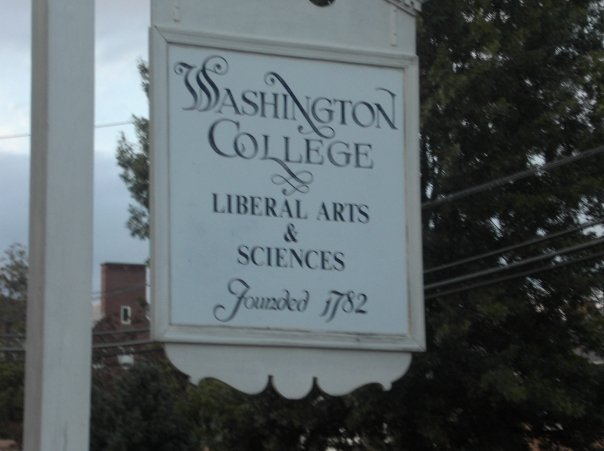 Fun Fact: What (or Who) Do Lexington Market and Washington College Have in Common?