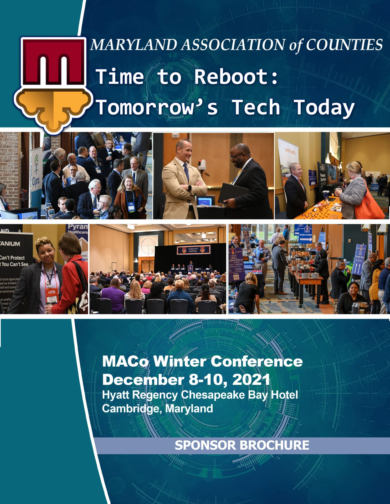 Looking to Connect with Counties? Sponsor Winter #MACoCon