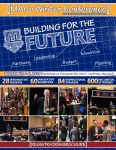 """Winter #MACoCon Titles Are Here – See What's in the Works for """"Building for the Future"""""""