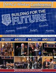 "Winter #MACoCon Titles Are Here – See What's in the Works for ""Building for the Future"""