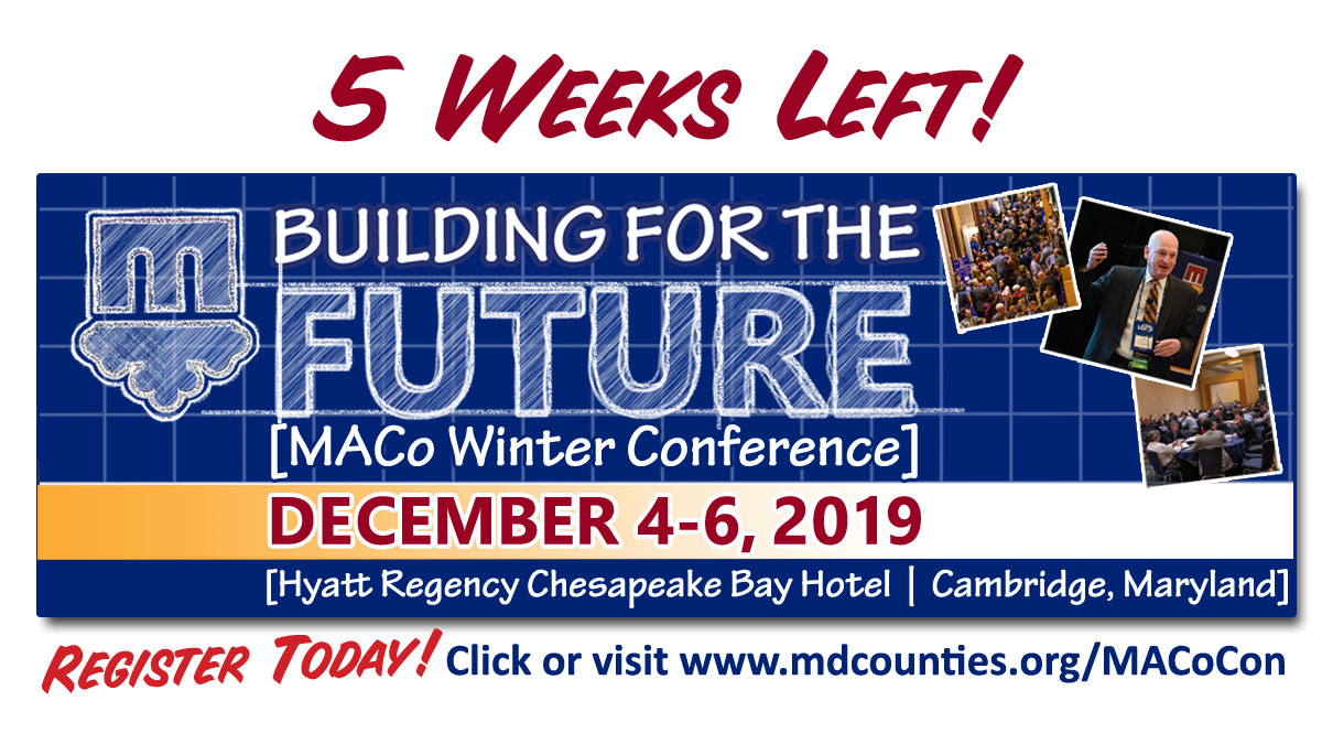 5 Reasons Not to Miss #MACoCon Wednesday