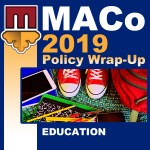 2019 End of Session Wrap-Up: Education