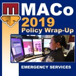 2019 End of Session Wrap-Up: Emergency Services