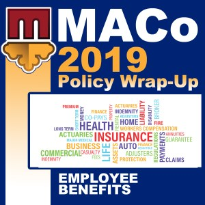 2019 End of Session Wrap-Up: Employee Benefits and Relations