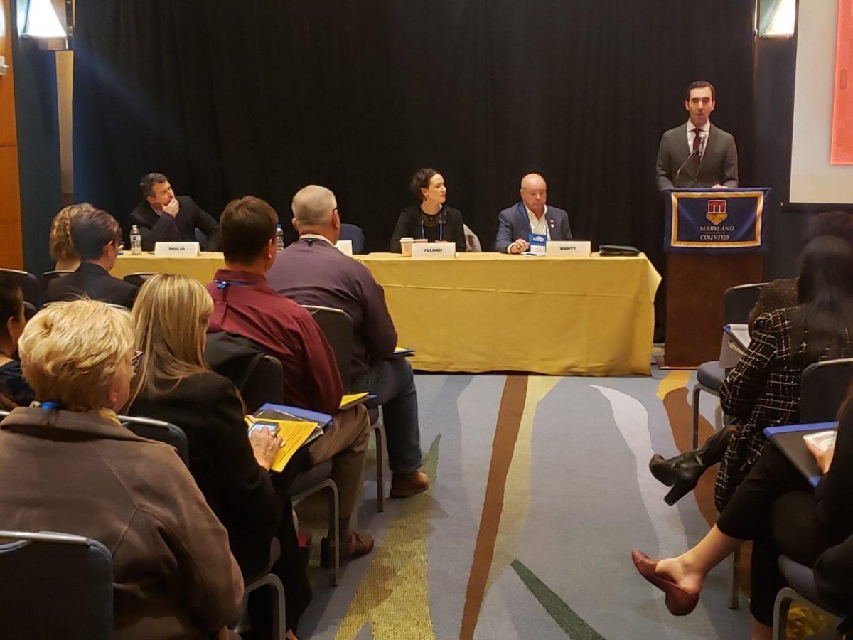 Zeke Cohen and Panel