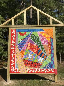 Fun Fact: Which County has the Newest Barn Quilt Trail in Maryland? (And What's a Barn Quilt Trail??)